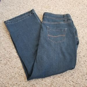 Women's Christopher & Banks Stretch Jeans Size 16